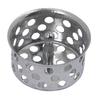BrassCraft 3.88-in Chrome Stainless Steel Kitchen Sink Strainer Basket