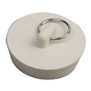 BrassCraft 1-3/4-in dia White Stopper Sink Strainer