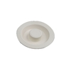 BrassCraft Fits Most 3.5-in White Rubber Garbage Disposal Stopper