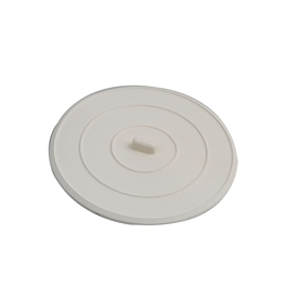 BrassCraft 3-1/2-in dia White Stopper Sink Strainer