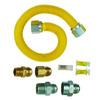 BrassCraft Brasscraft Tankless Water Heater Gas Installation Kit
