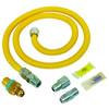 BrassCraft Safety Plus Gas Installation Kit for Dryer and Range