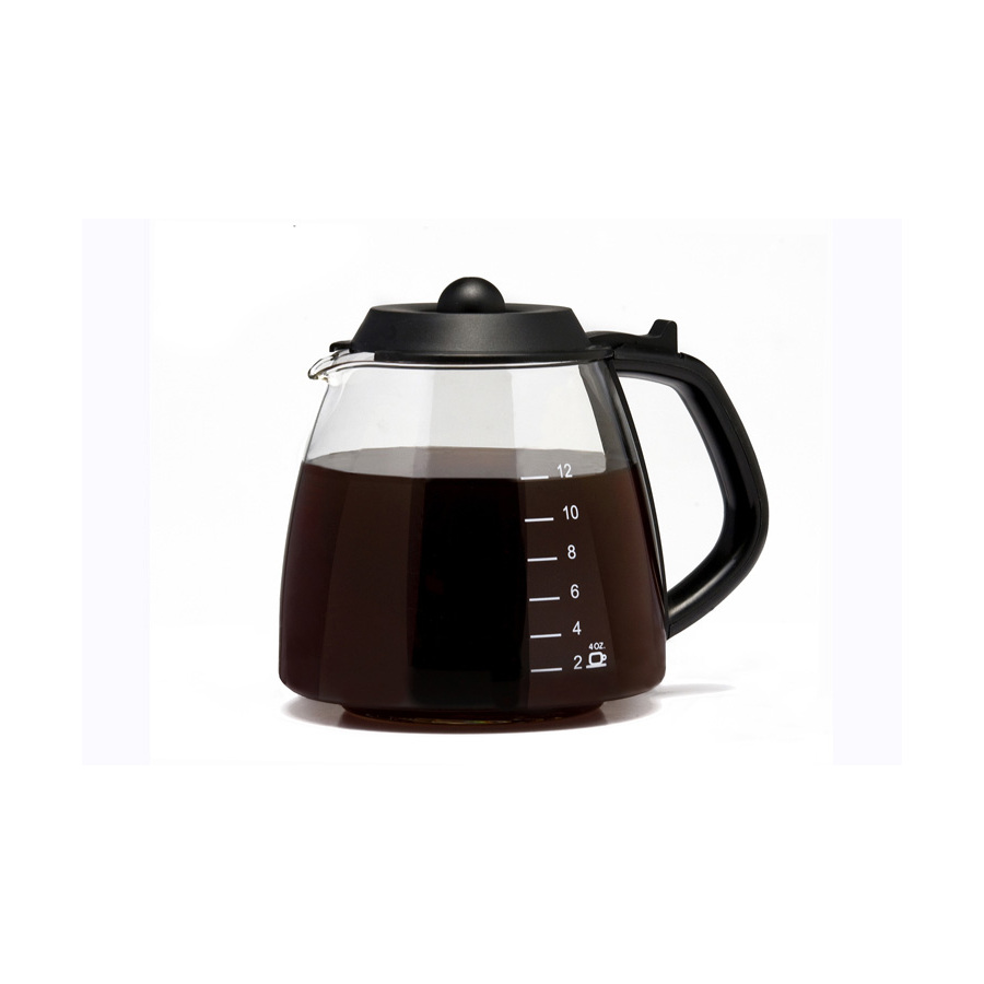 Shop One All Universal 12-Cup Millennium Style Glass Coffee Maker Carafe at Lowes.com