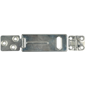 "Brinks 4-1/2"" Steel Hasp"