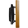 WRIGHT PRODUCTS 3.94-in Mortise Style Sliding Patio Door Handle