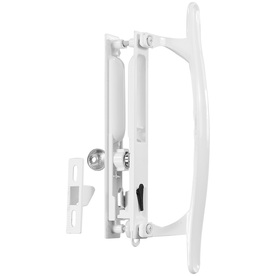 WRIGHT PRODUCTS 6-5/8-in Flush Mount Sliding Patio Door Handle