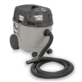 PORTER-CABLE 10 Peak-HP Peak-HP Shop Vacuum