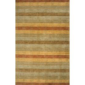 Momeni Austin Multicolor Rectangular Indoor Woven Area Rug (Common: 4 x 6; Actual: 42-in W x 66-in L)