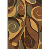 Momeni 26-in x 36-in Rectangular Multicolor Accent Rug