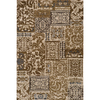 Momeni Fulton 47-in x 67-in Rectangular Cream/Beige/Almond Transitional Area Rug