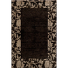 Momeni Crosby 111-in x 150-in Rectangular Black Border Area Rug