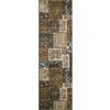 Momeni Fulton 2-ft 3-in W x 7-ft 6-in L Brown Runner