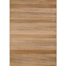 Momeni Cooper Beige Rectangular Indoor Woven Area Rug (Common: 4 x 6; Actual: 47-in W x 67-in L)