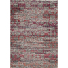 Momeni Taylor Orange Rectangular Indoor Woven Area Rug (Common: 4 x 6; Actual: 47-in W x 67-in L)