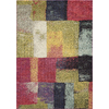 Momeni Barry Multicolor Rectangular Indoor Woven Area Rug (Common: 5 x 8; Actual: 63-in W x 90-in L)