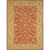 Momeni Marlys 96-in x 132-in Rectangular Red/Pink Border Area Rug