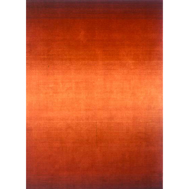 Momeni Katy Paprika Rectangular Red Woven Accent Rug (Common: 2-ft x 4-ft; Actual: 27-in x 46-in)