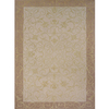 Momeni Gabby Rectangular Cream Transitional Tufted Wool Area Rug (Common: 8-ft x 11-ft; Actual: 8-ft x 11-ft)