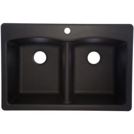 Frankie Black Sink : Home Kitchen Kitchen & Bar Sinks Kitchen Sinks