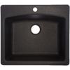 Franke USA 1 Drop-in or Undermount Granite Kitchen Sink