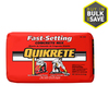 QUIKRETE 50-lb Gray Fast Setting Concrete Mix