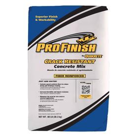 QUIKRETE 80 lbs Pro Finish Concrete Mix