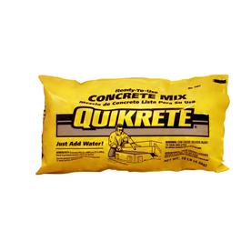 QUIKRETE 10 lbs Setting Post Concrete Mix