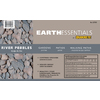 EARTHESSENTIALS BY QUIKRETE 0.5-cu ft River Pebbles