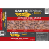 EARTHESSENTIALS BY QUIKRETE 0.5 cu ft Autumn Red Stone