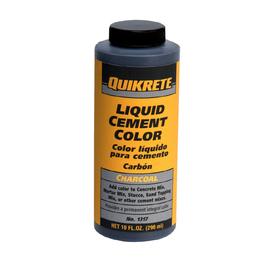 QUIKRETE Charcoal Cement Color Mix