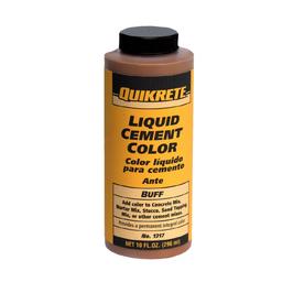 Shop Quikrete Buff Cement Color Mix At