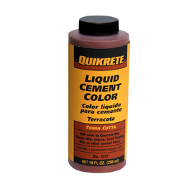 QUIKRETE 10 oz Terracotta Cement Mix Color