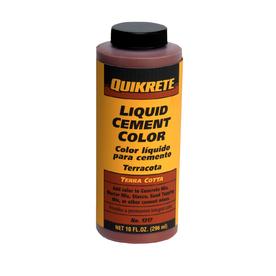 QUIKRETE Terra Cotta Cement Color Mix