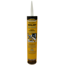 QUIKRETE Self-Leveling Sealant 10-fl oz Polyurethane Masonry Sealer for Concrete