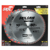 Skil 10-in 28-Tooth Circular Saw Blade
