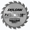 Skil 7-1/4-in 18-Tooth Circular Saw Blade