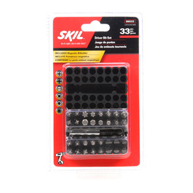 Skil 33-Piece Screwdriver Bit Nest