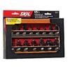 Skil 15-Piece Router Bit Set with 1/4-in Dia Shank