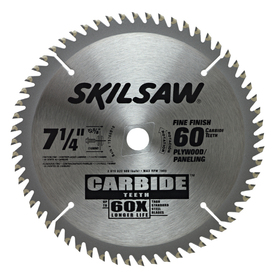 Skil 7-1/4-in 60-Tooth Circular Saw Blade