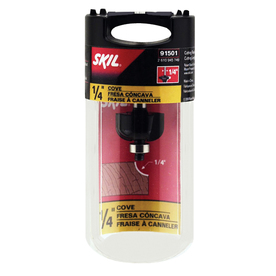Skil Carbide-tipped Cove 2-Flute Edge Forming Bit