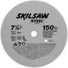 Skil 7-1/4-in 150-Tooth Standard Carbide Circular Saw Blade