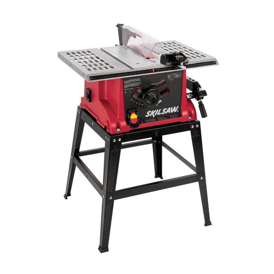 Shop skil 15 amp 10 table saw at for 10 skil table saw