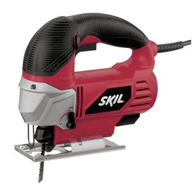 Skil 5.5-Amp Keyless T/U Shank Variable Speed Corded Jigsaw