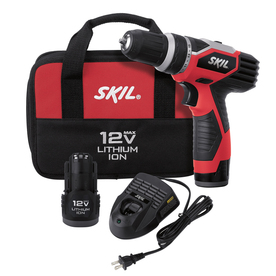 Skil 12-Volt 3/8-in Cordless Drill with Case