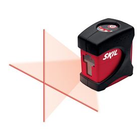 Skil 30-ft Beam Self Leveling Cross-Line Laser Level