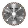 Skil 4-1/2-in Wet or Dry Turbo Circular Saw Blade