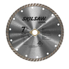 Skil 7-in Wet or Dry Turbo Circular Saw Blade