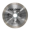 Bosch 4-in Wet or Dry Continuous Circular Saw Blade
