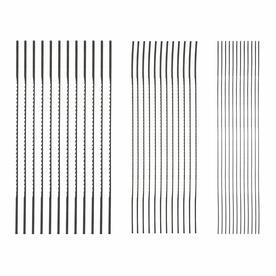 Skil 5-in Plain Scroll Saw Blade Set
