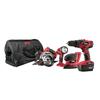 Skil 4-Tool 18-Volt Cordless Combo Kit